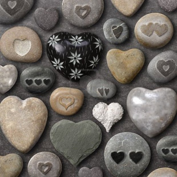 6851255-background-of-heart-shaped-